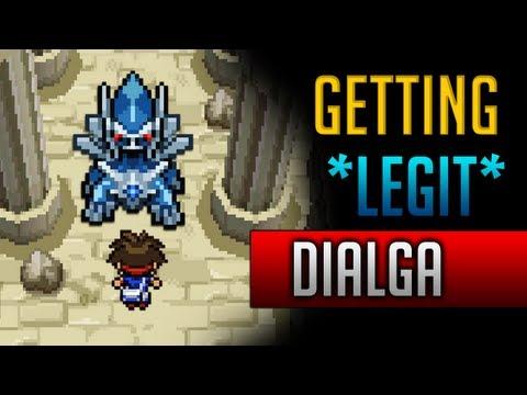 How & Where to catch/get - *LEGIT* Dialga in Pokemon Black 2 & Pokemon White 2