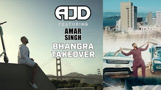 BHANGRA TAKEOVER - OFFICIAL TEASER - AJD FT. AMAR SINGH (2018)