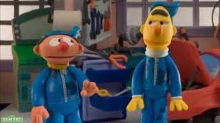 Sesame Street: Car Mechanics | Bert and Ernie's Great Adventures