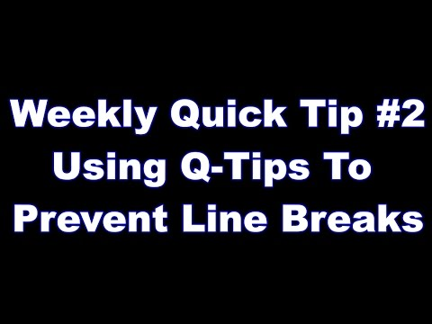Checking rod eyelets to prevent fish from breaking off - Quick Tip #2