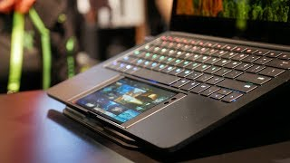 Razer Project Linda hands-on