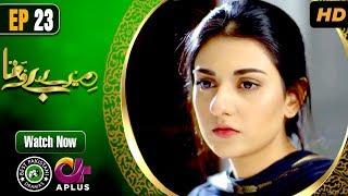 Pakistani Drama | Mere Bewafa - Episode 23 | Aplus Dramas | Agha Ali, Sarah Khan, Zhalay
