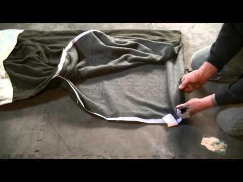 Wool Blanket Sleeping Bag