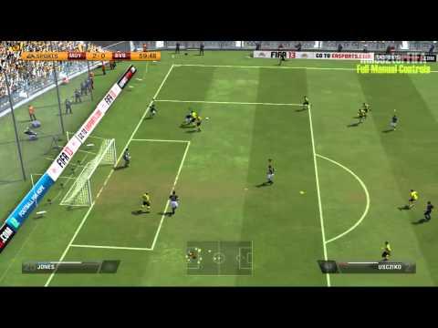 FIFA 13 PC Pro Clubs Goals Compilation #2 (full manual controls)