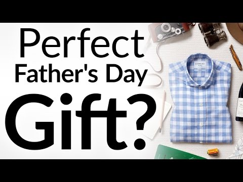 Perfect Father's Day Gift? | 3 Ways To Give Back To Dad | Fathers Day Gifting Ideas