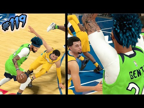 NBA 2k18 MyCAREER S2 - Disrespectful Crossover Green Release 3! Had to Break His Ankles! Ep. 119