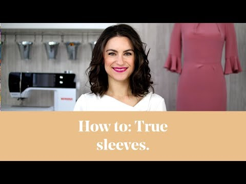 How To: True | Truing Sleeves (Pattern Cutting)