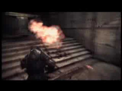Gears of War 2 Exclusive Trailer Not seen at E3