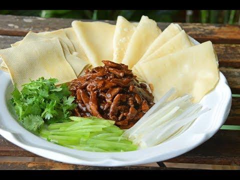Peking Sauce Pork - How to Make Jing Jiang Rou Si (京酱肉丝)
