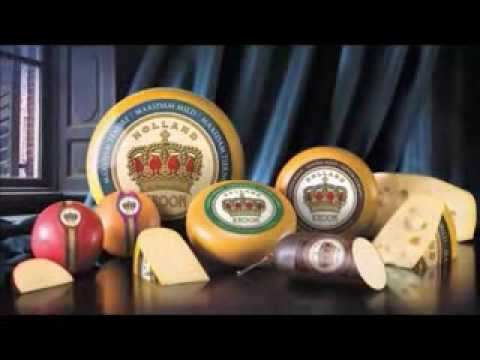 Kroon Cheese | History and brand - Premium Quality Dutch Cheese