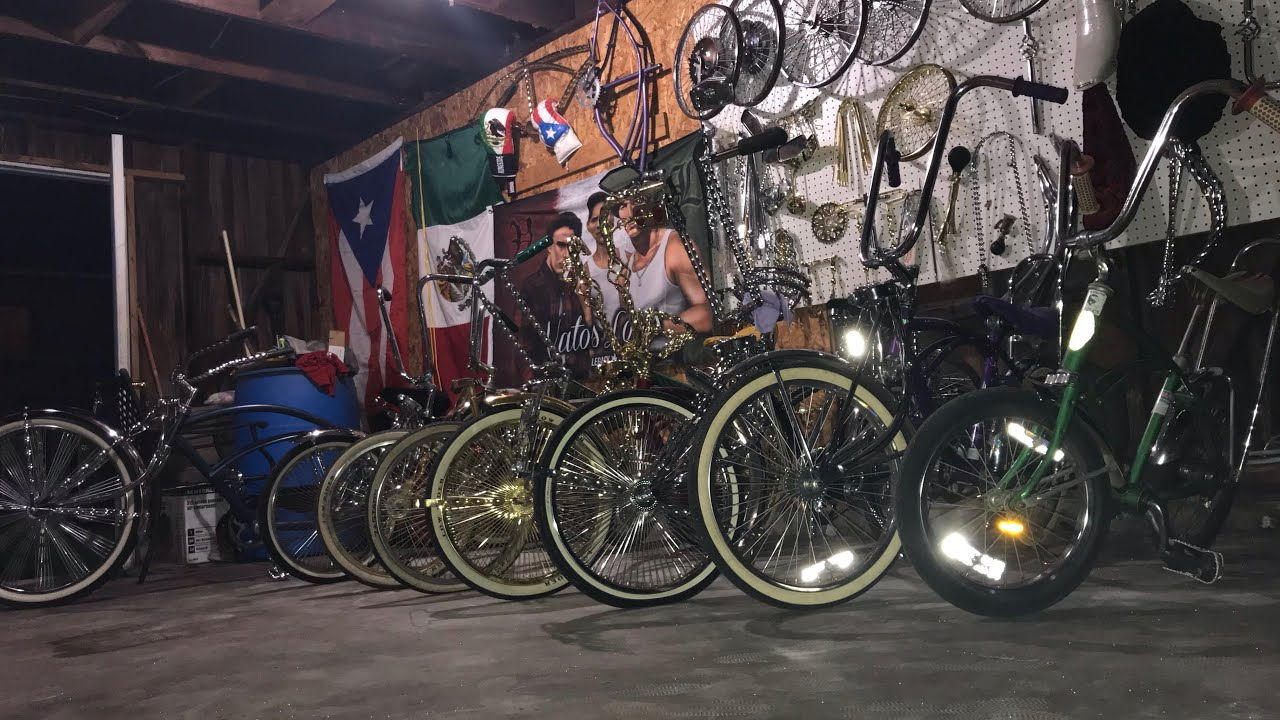 What My Style Is (lowrider Bikes)