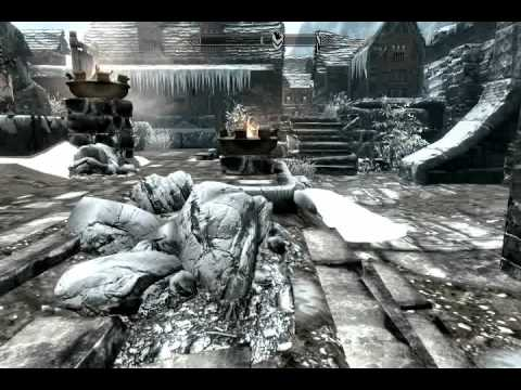 Skyrim Xbox PS3 PC Arena was Cut from Vanilla Skyrim Proof