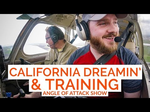 California Dreamin' W/ Commercial Pilot Training
