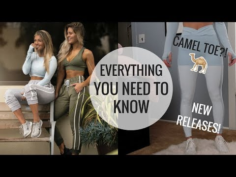 WHAT YOU NEED TO KNOW Gymshark x Nikki B | Sizing, Try On & MORE!
