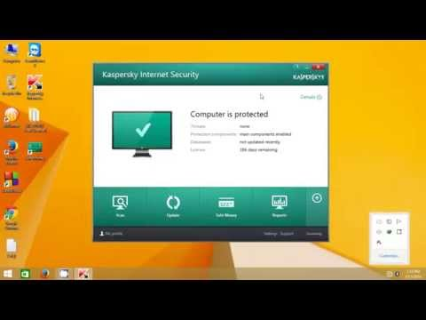 Kaspersky Internet Security 2014 with 1 year License