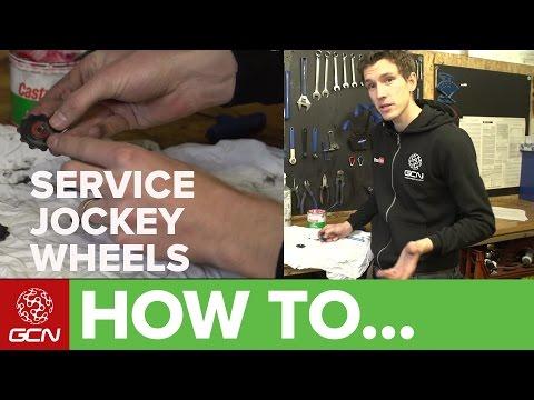 How To Service Jockey Wheels