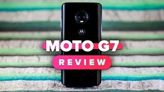 Moto G7 review: The best budget phone we