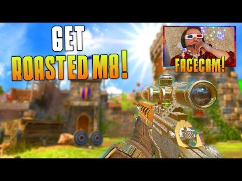 GET ROASTED M8! (BO2 Facecam Funny Moments) Backwards Compatible Black Ops 2 Gameplay - MatMicMar