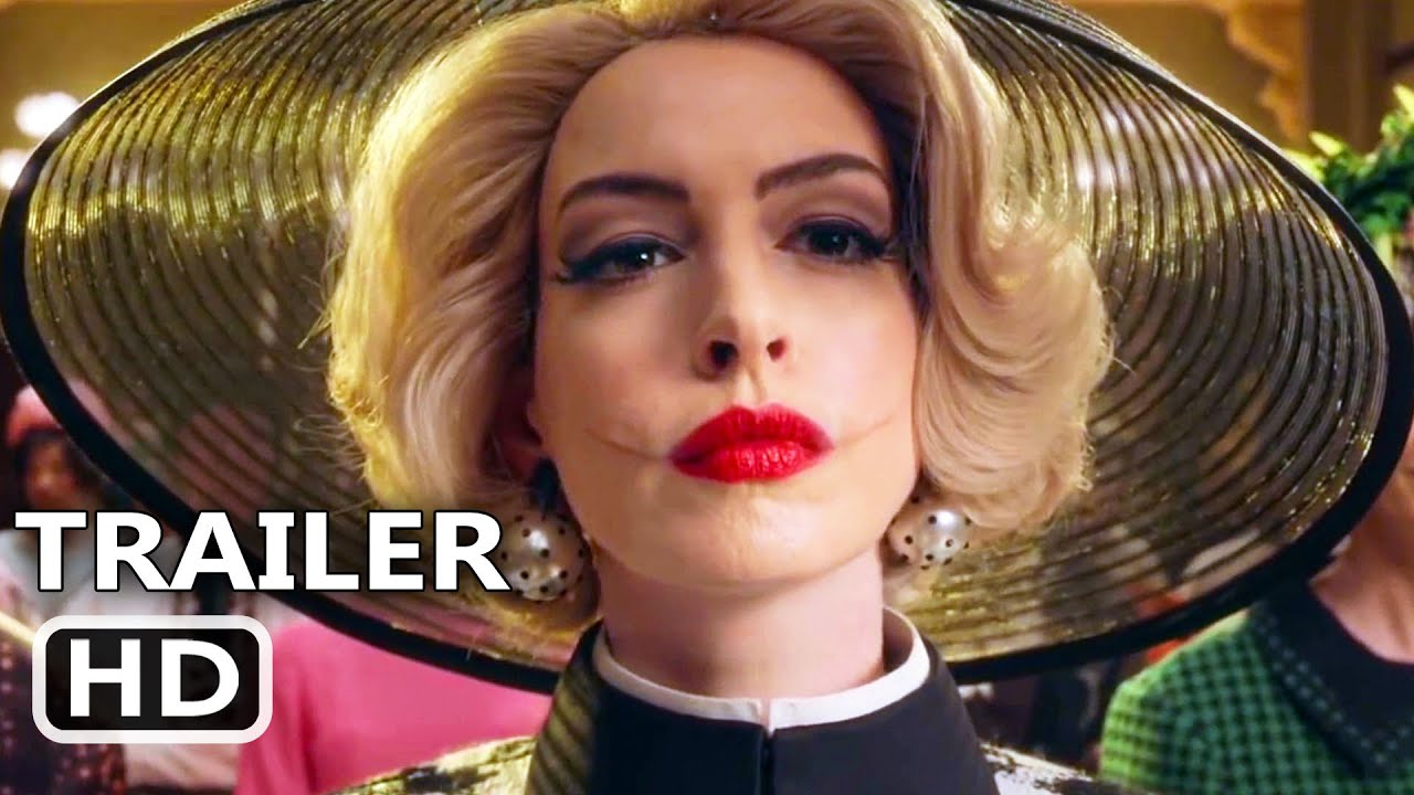 THE WITCHES Official Trailer (2020) Anne Hathaway, Octavia Spencer Movie HD