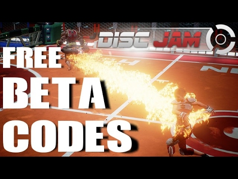 PS4 FREE BETA CODES - PS4 Disc Jam Gameplay HD 1080