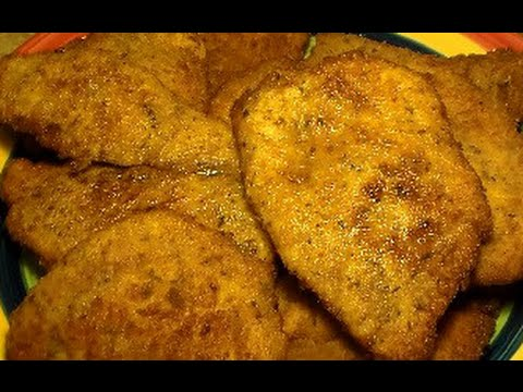 World's Best Fried Chicken Cutlets Recipe: Crispy Tender Chicken Breast Cutlets