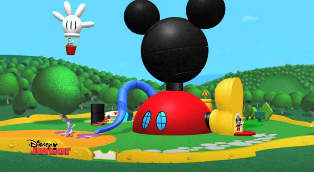 Mickey Mouse Clubhouse | Title Sequence | Disney Junior UK