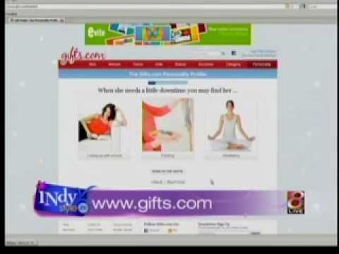 Personality Quiz that Helps You Find the Perfect Gift!  December 13, 2011 WISH TV