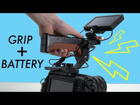 Xxx Mp4 NEW Battery Grip For The BMPCC 4k 6k POWER EVERYTHING For HOURS Soonwell 3gp Sex