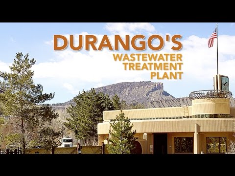 Durango's Wastewater Treatment Plant