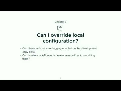 DrupalCon Dublin 2016: Configuration Management: theory and practice