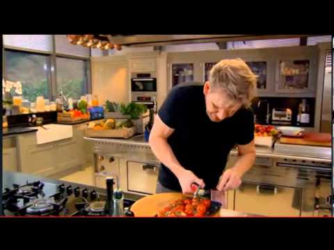 Griddled Polenta With Goats Curd Recipe