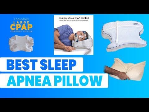 Best Sleep Apnea Pillow in 2018