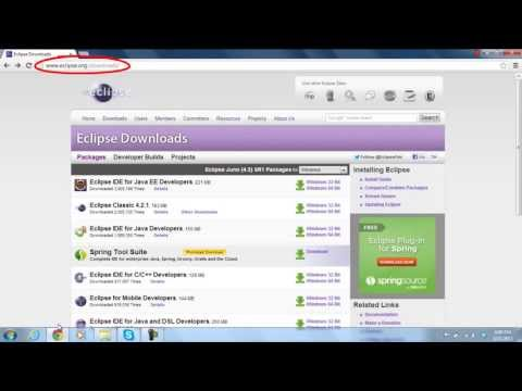 How to Upgrade Eclipse Indigo to Juno