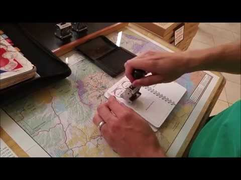 National Park Passport Stamps - Travelling the West!