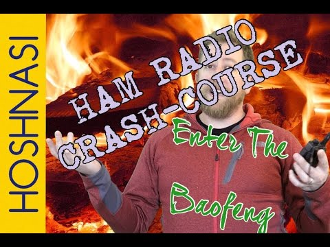 CHIRP Radio Programming (BaoFeng) Ham Radio Crash Course #3