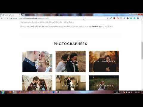 How to create and duplicate the custom image grid in your Squarespace website