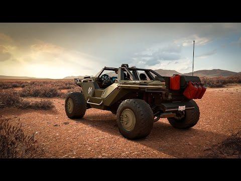 Forza Horizon 3: The Halo Warthog