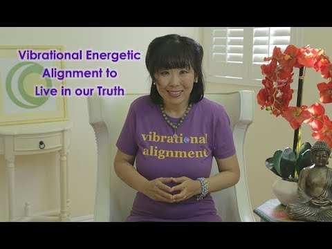 Energetic Vibrational Shift to Live in our Truth