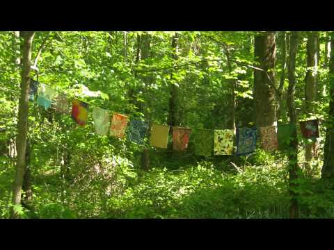 Prayer Flag Homemade