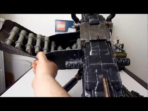 NERF Vulcan Blaster Ammo Belt Mod