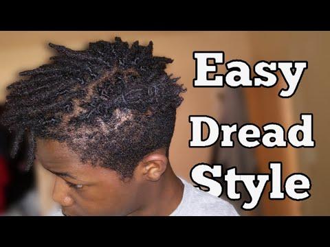 High Top Dreads | Nice & Easy Dreadlock Styles