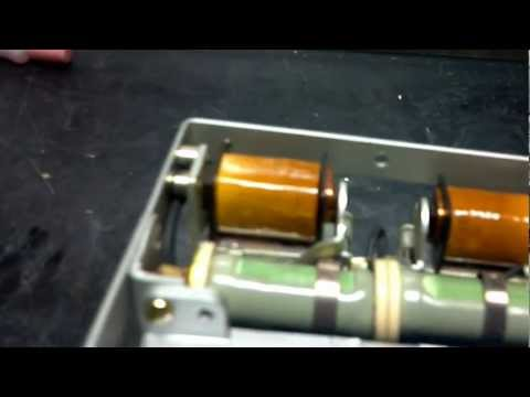 Scrap a GE Electric Relay - GOLD and SILVER Recovery - Part 4