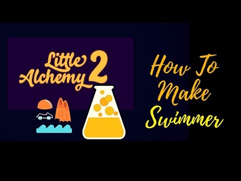 Little Alchemy 2-How To Make Swimmer Cheats & Hints