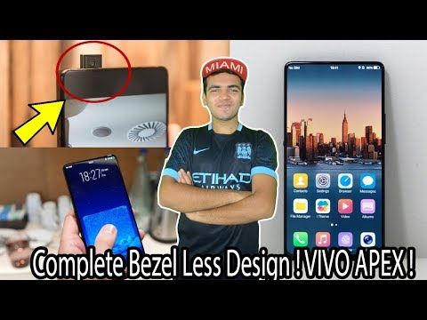 [HINDI] Vivo Apex! Phone From Future? Full Specs Price |Best Phone By VIVO? Best Phone At MWC 2018 ?