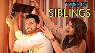 TYPES OF SIBLINGS | Sham Idrees