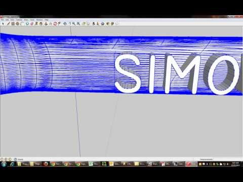 IMPORTING STL FILE TO SKETCHUP AND ADDING 3D TEXT