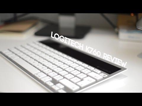 Logitech K760 Wireless Solar Keyboard review