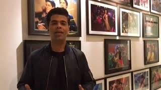 Dharma Productions | Announcement | Karan Johar introducing new talent