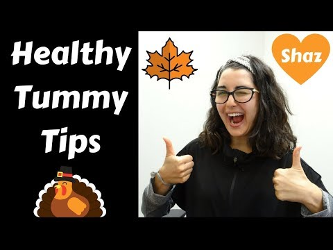Tips to Stay Healthy During Thanksgiving