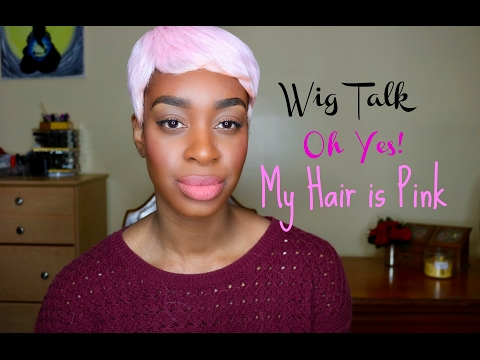 Wig Talk: Equal Wig, Affordable Playful Wig, Details on this Beautiful Pink Wig,| Osa Osula